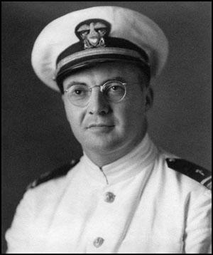 Earl Ray Brewster in uniform