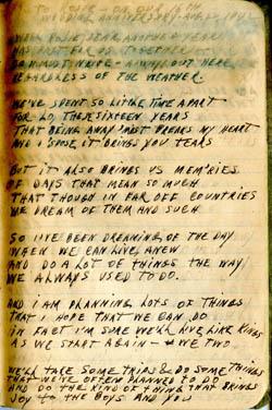Poem – 16th Wedding Anniversary