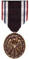 POW Medal - Chaplain Earl Brewster